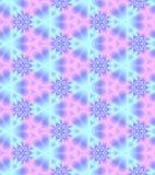 Abstrakter hellblauer und magentaroter Fliesenmuster-, Cyan-blauer und rosamit ziegeln gedeckter Beschaffenheitshintergrund, naht Lizenzfreie Stockfotografie