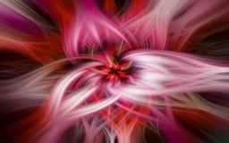 Abstrakter heller Hintergrund mit Lichteffekt für kreativen Entwurf stock abbildung