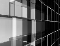 Abstrakter High-Techer Hintergrund Lizenzfreie Stockbilder