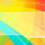 Abstrakter Hightech- Hintergrund Lizenzfreies Stockfoto