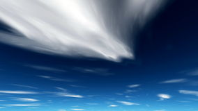 Abstrakter Himmel vektor abbildung