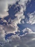 Abstrakter Himmel Lizenzfreies Stockfoto