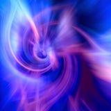 Abstrakter Hintergrund ätherisch Stockfoto