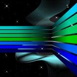 Abstrakter Hintergrund. stock abbildung