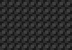 Abstrakter Hintergrund bestanden aus Quadraten in den grauen Schatten vektor abbildung