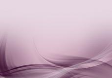 Abstrakter Hintergrund bewegt mit Raum wellenartig vektor abbildung