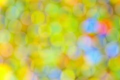Abstrakter Hintergrund in den hellen Regenbogenfarben Lizenzfreie Stockfotos