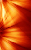 Abstrakter Hintergrund in den orange, roten und gelben Farben Lizenzfreie Stockfotos