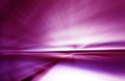 Abstrakter Hintergrund in den rosa und purpurroten Farben Stockbild