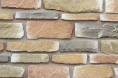 Abstrakter Hintergrund, der aus großen Steinen bestehend pflastert Stockfoto
