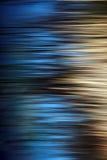 Abstrakter Hintergrund in der Bewegung Stockbild