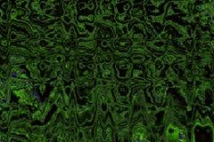 Abstrakter Hintergrund der bunten grün-violetten Tönungen Lizenzfreie Stockfotos