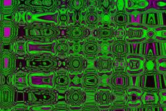 Abstrakter Hintergrund der bunten magentarot-grünen Tönungen Stockbild