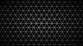 Abstrakter Hintergrund der Dreiecke Stockbilder