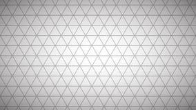 Abstrakter Hintergrund der Dreiecke Stockfotografie