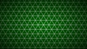 Abstrakter Hintergrund der Dreiecke Lizenzfreie Stockfotografie