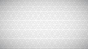Abstrakter Hintergrund der Dreiecke Stockfoto