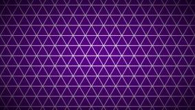 Abstrakter Hintergrund der Dreiecke Lizenzfreies Stockbild