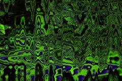 Abstrakter Hintergrund der ergänzenden bunten grün-violetten Tönungen Lizenzfreies Stockbild