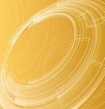 Abstrakter Hintergrund der Kreise Lizenzfreies Stockbild