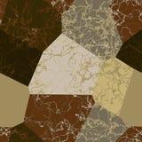 Abstrakter Hintergrund der Marmorstruktur mit Sprüngen Stockfotos
