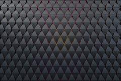 Abstrakter Hintergrund der polygonalen Form lizenzfreie abbildung
