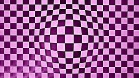 Abstrakter Hintergrund der Quadrate Stockfotos