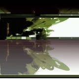 Abstrakter Hintergrund der Sciencefiction Stockbilder