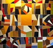 Abstrakter Hintergrund der Textilbeschaffenheit stockbild