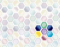 Abstrakter Hintergrund der Wissenschaft Stockbilder