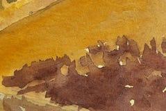 Abstrakter Hintergrund des Aquarells Stockfotos