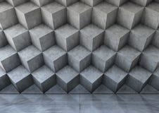 Abstrakter Hintergrund des Betons Lizenzfreie Stockfotografie