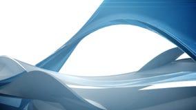 Abstrakter Hintergrund des Designs 3d Stockfotos