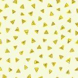 Abstrakter Hintergrund des Dreiecks Stockfotografie