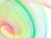 Abstrakter Hintergrund des Fractal lizenzfreie abbildung