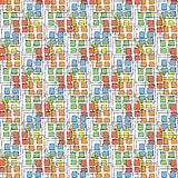 Abstrakter Hintergrund des Gekritzels Lizenzfreie Stockbilder