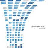 Abstrakter Hintergrund des Geschäfts Lizenzfreie Stockbilder