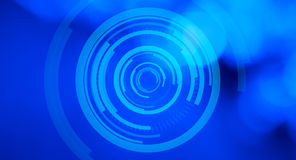 Abstrakter Hintergrund des Hologramms Lizenzfreie Stockbilder