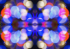 Abstrakter Hintergrund des Kaleidoskops Lizenzfreie Stockbilder