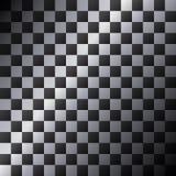 Abstrakter Hintergrund des Schachbretts Stockbilder