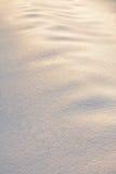 Abstrakter Hintergrund des Schnees Lizenzfreies Stockfoto