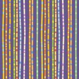 Abstrakter Hintergrund des Vektors mit Streifen Stockfotos
