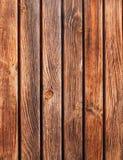 Abstrakter Hintergrund eines Naturholzbrettzauns lizenzfreies stockbild