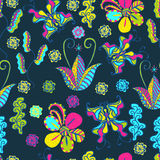 Abstrakter Hintergrund für Geschäfts-Plakate Nahtloses Muster Stockbild