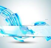 Abstrakter Hintergrund für Geschäftsflugblatt lizenzfreie abbildung