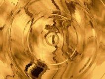 Abstrakter Hintergrund Grungy mit Kreisen lizenzfreie abbildung