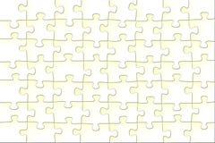 Abstrakter Hintergrund - helles Puzzlespiel Lizenzfreie Stockfotografie