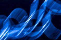 Abstrakter Hintergrund im Blau Lizenzfreies Stockfoto