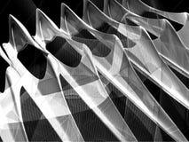 Abstrakter Hintergrund im Silber Stockfotografie