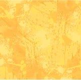 Abstrakter Hintergrund im warmen Farbenvektor Stockfotos
